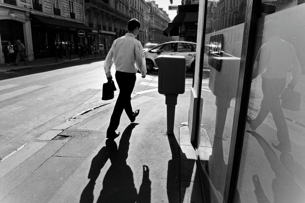 Filature à pied ou contôle activité salarié