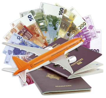 concept coût du transport aérien