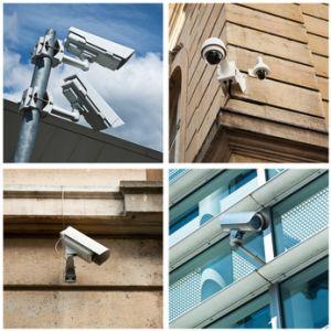 composition caméra de surveillance